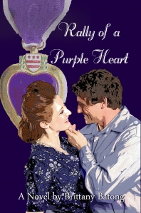 Rally of a Purple Heart Cover