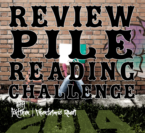 Review Pile Reading Challenge