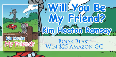 Will You Be My Friend banner