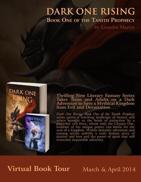 Dark One Rising flyer