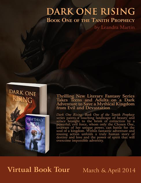Dark One Rising flyer