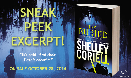 The Buried Sneak Peek Blitz