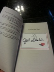 shalvis signed