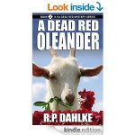 A Dead Red Oleander